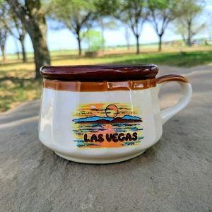 VTG Las Vegas coffee mug